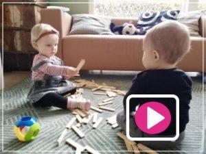 Vlog Samen spelen, Samen delen