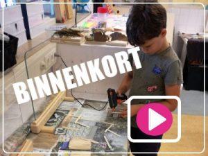 Vlog creatieve activiteiten BINNENKORT