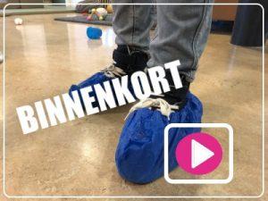 Vlog blauwe sloffen kinderopvang Binnenkort