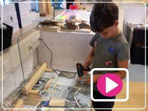 Vlog blog creatieve activiteiten