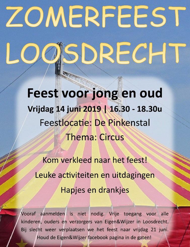 Zomerfeest Loosdrecht 2019