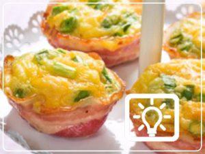 bso activiteit - egg bacon