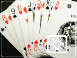 bso activiteit - kaarten estafette