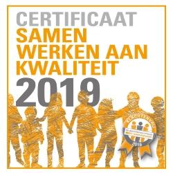 Certificaat geschillencommissie samenwerken aan kwaliteit 2019_small