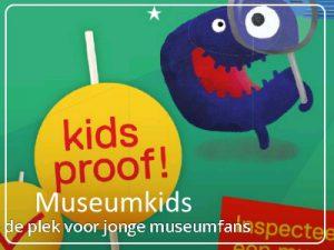 bso activiteit - museumkids